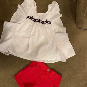Other - Toddler summer outfit